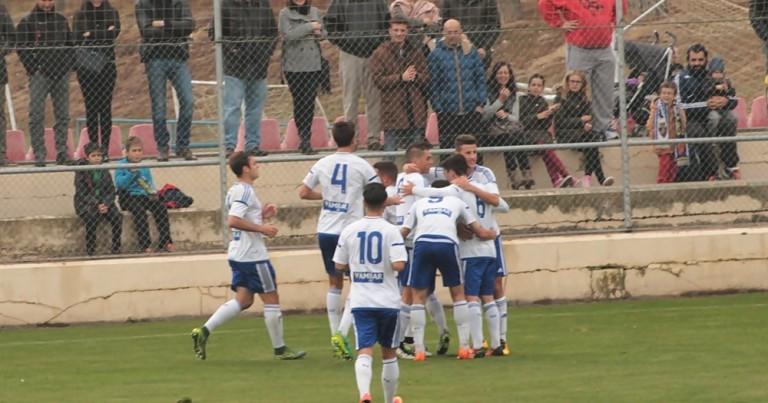 Deportivo Aragón 3 – 2 S.D. Tarazona | Crónica