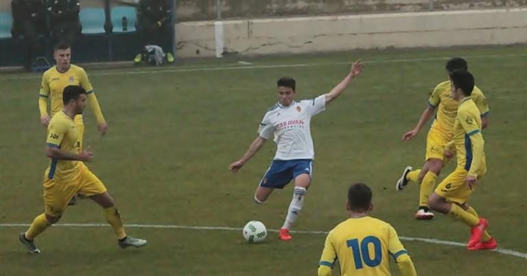 Deportivo Aragón 2 – 1 A.D. Almudévar | Crónica