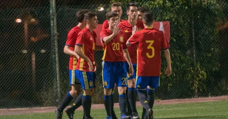 Participación de Clemente y Soro con España Sub18 en la 43ª Copa Atlántico