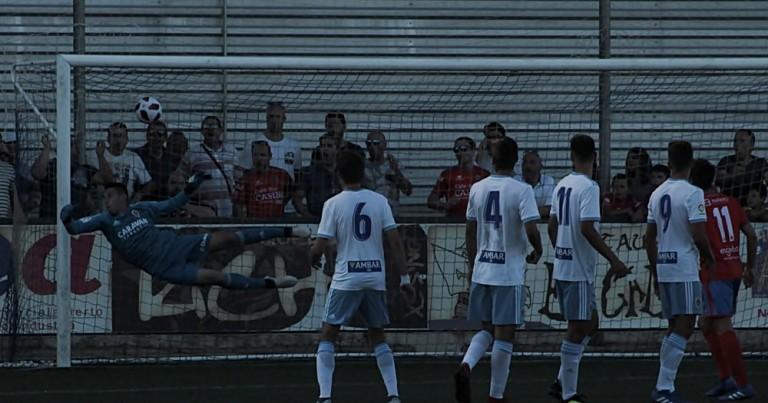 Tercera División   Crónica   Tarazona 1 – Deportivo Aragón 0.