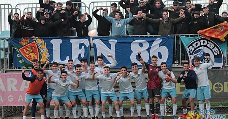 DHJ   El Real Zaragoza a un paso de la Gloria