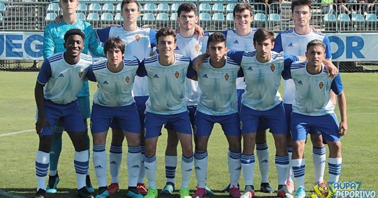 La Romareda lista para el debut en UEFA Youth League