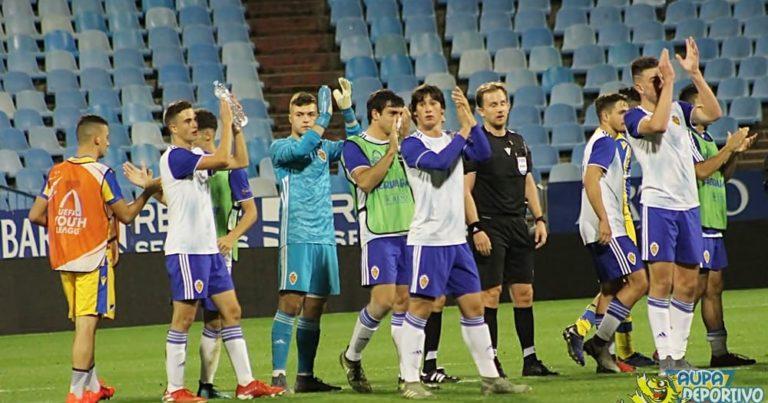 UEFA Youth League | Crónica | Otra goleada para pasar a la siguiente ronda