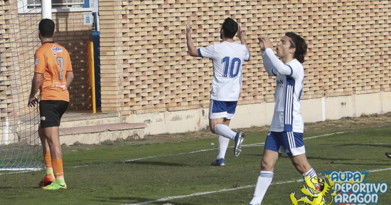 Deportivo Aragón | Convulsa primera vuelta del filial