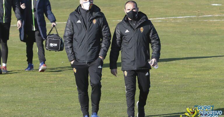 Deportivo Aragón   Emilio Larraz sustituye a Iván Martínez al frente del filial