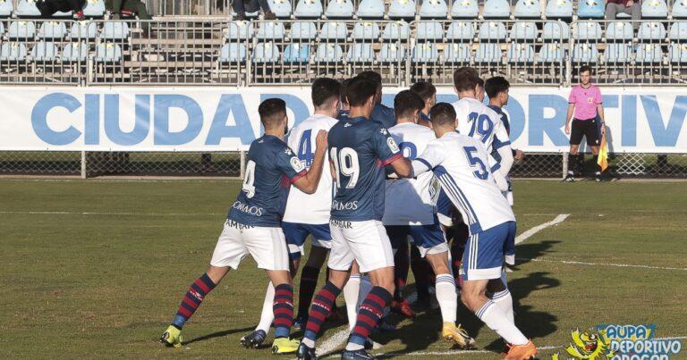 Deportivo Aragón | Un maratón sin pausa: 9 encuentros en un mes