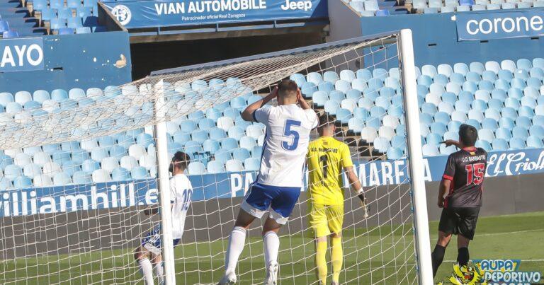 Deportivo Aragón   El filial acaba la temporada sin acceder al PlayOff