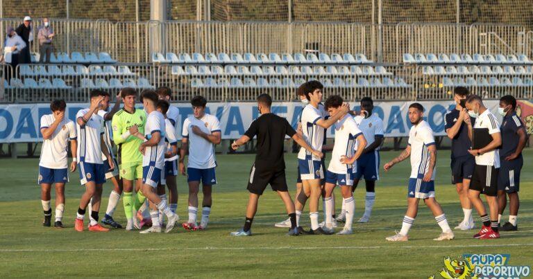 DHJ | El juvenil se queda a un punto del Campeonato